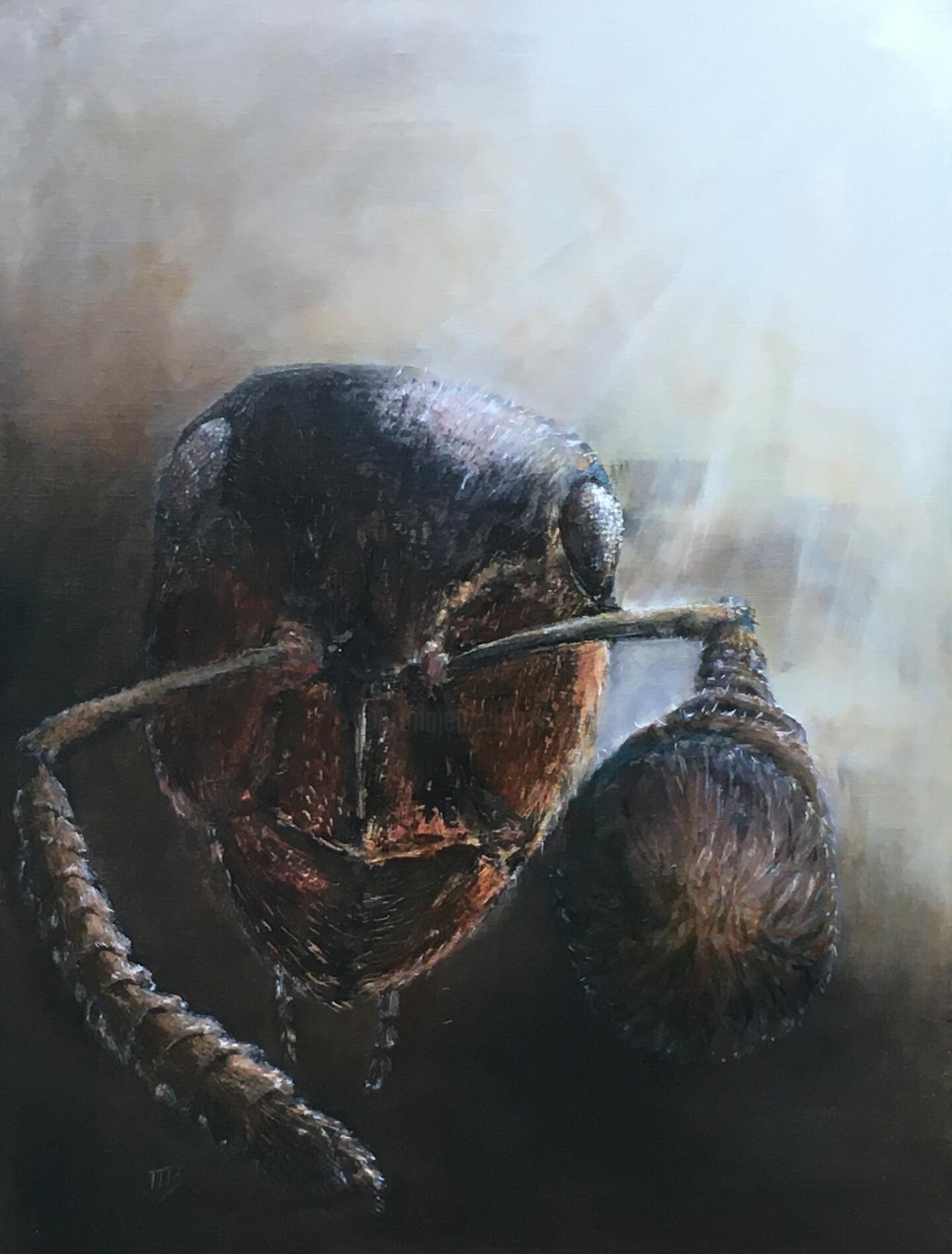 Magali Batté Gauthier (M B) - Questionning Ant