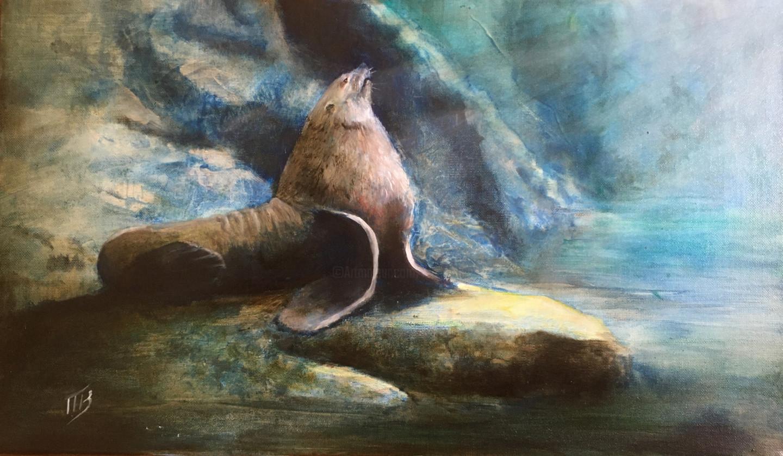 Magali Gauthier (M B) - Lion de mer
