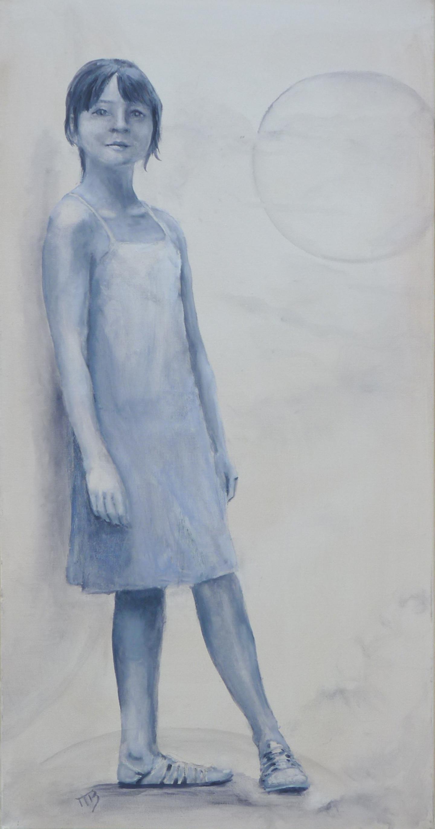 Magali Batté Gauthier (M B) - La petite rêveuse