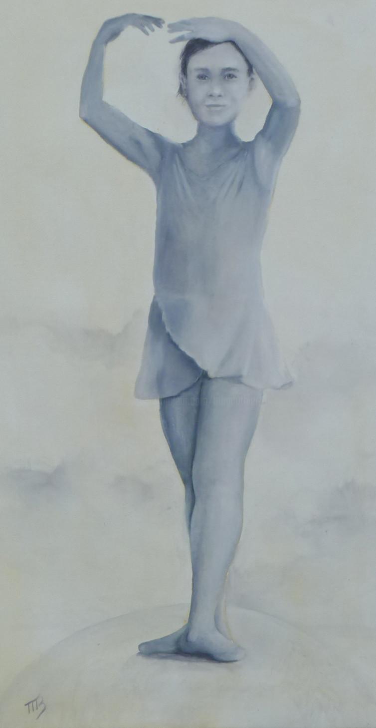 Magali Batté Gauthier (M B) - La petite danseuse