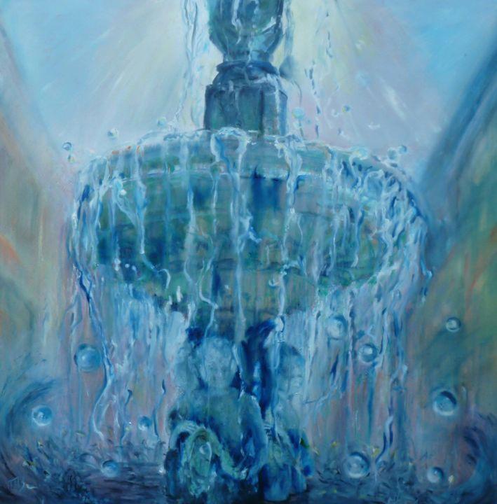 M B - La fontaine de la Civilisation du Réchauffement