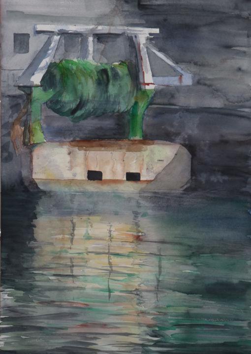 M B - Chalut au port